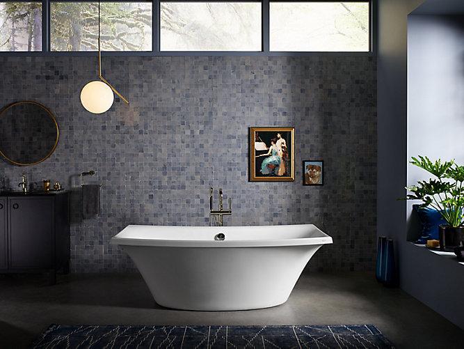 Kohler Vasca Da Bagno : Kohler escale vasca da bagno in acril @mypersonalfranceschinisrl